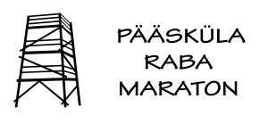 Pääsküla raba maraton logo